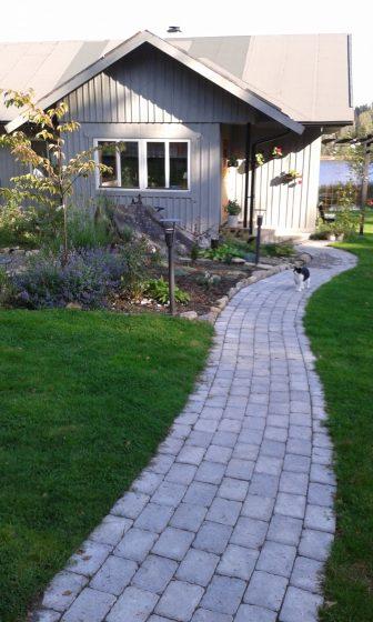 Designa din trädgård, Inställt