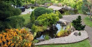 Japanska trädgårdar -principer, design och teknik
